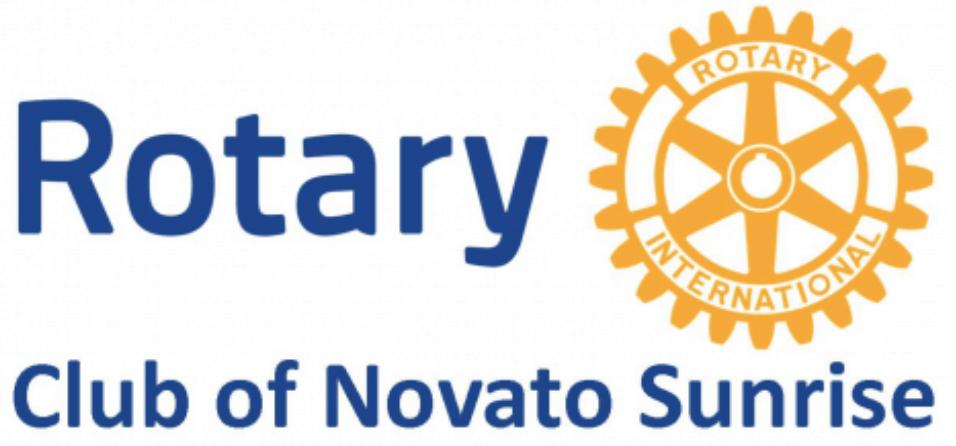 Novato Sunrise Rotary