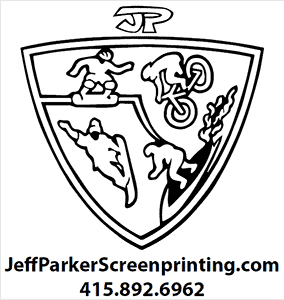 Jeff Parker Screen Printing